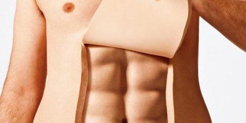 Почему жир скапливается именно на животе