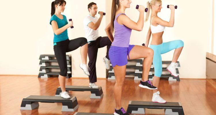 Упражнения для похудения. Аэробика